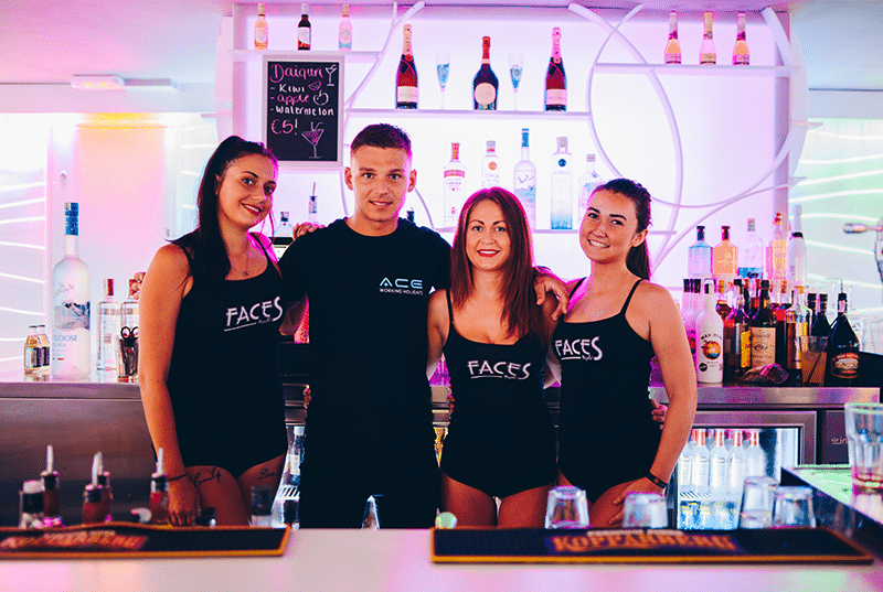 Bar jobs