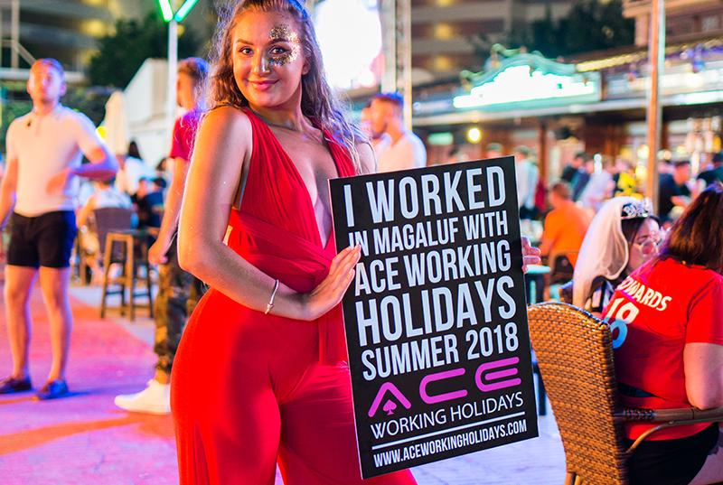 VIP Hostess Jobs Zante