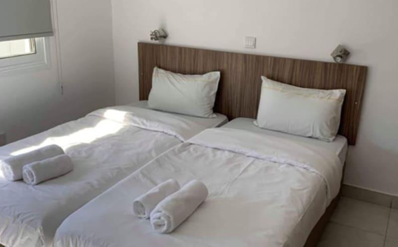 Ayia Napa workers bedroom