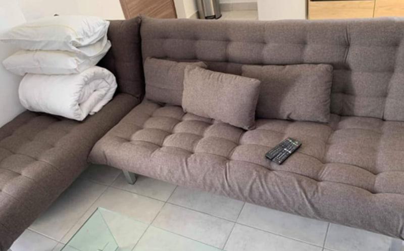 Ayia Napa workers sofa