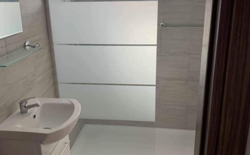Ayia Napa workers bathroom
