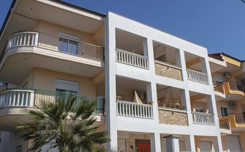 Kavos workers apartments