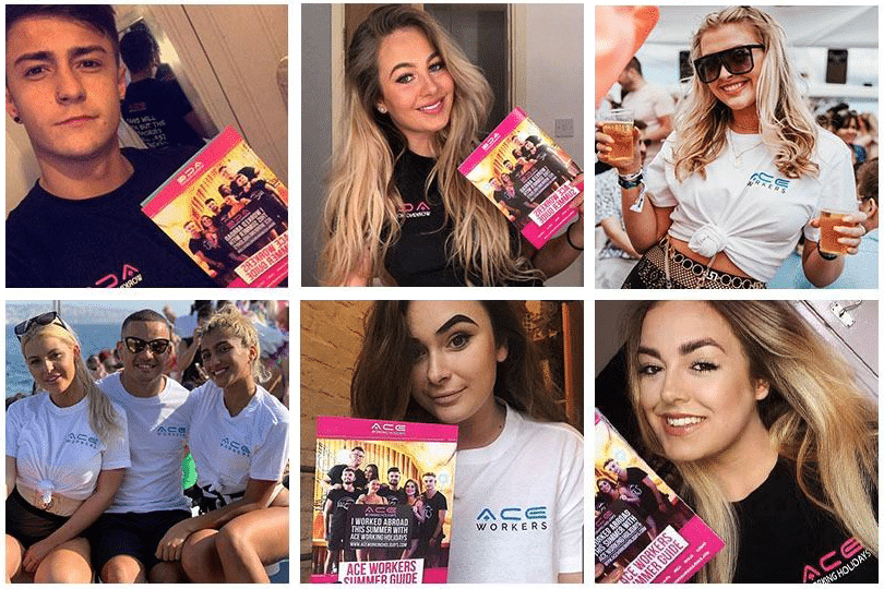 Work in Magaluf - Real Workers photos