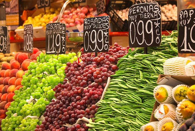 Magaluf Supermarkets