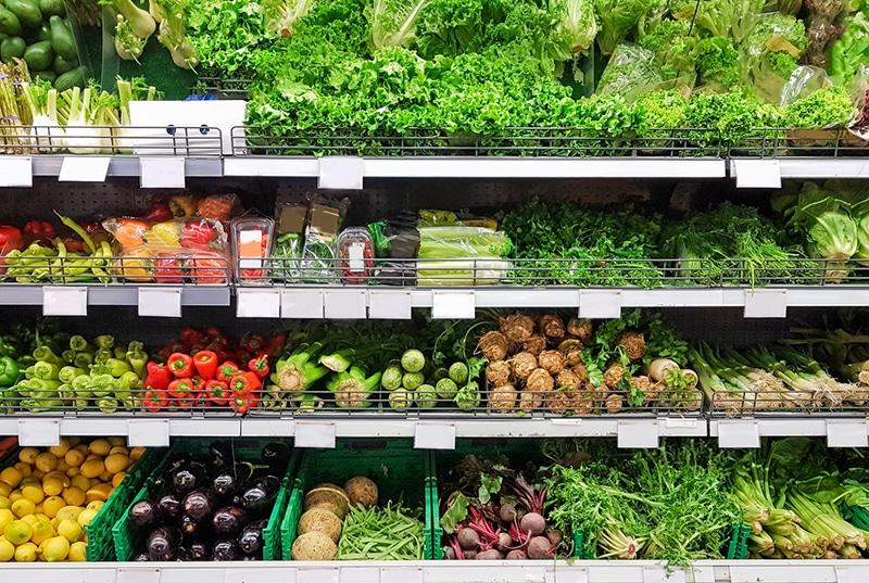 Greek Supermarket