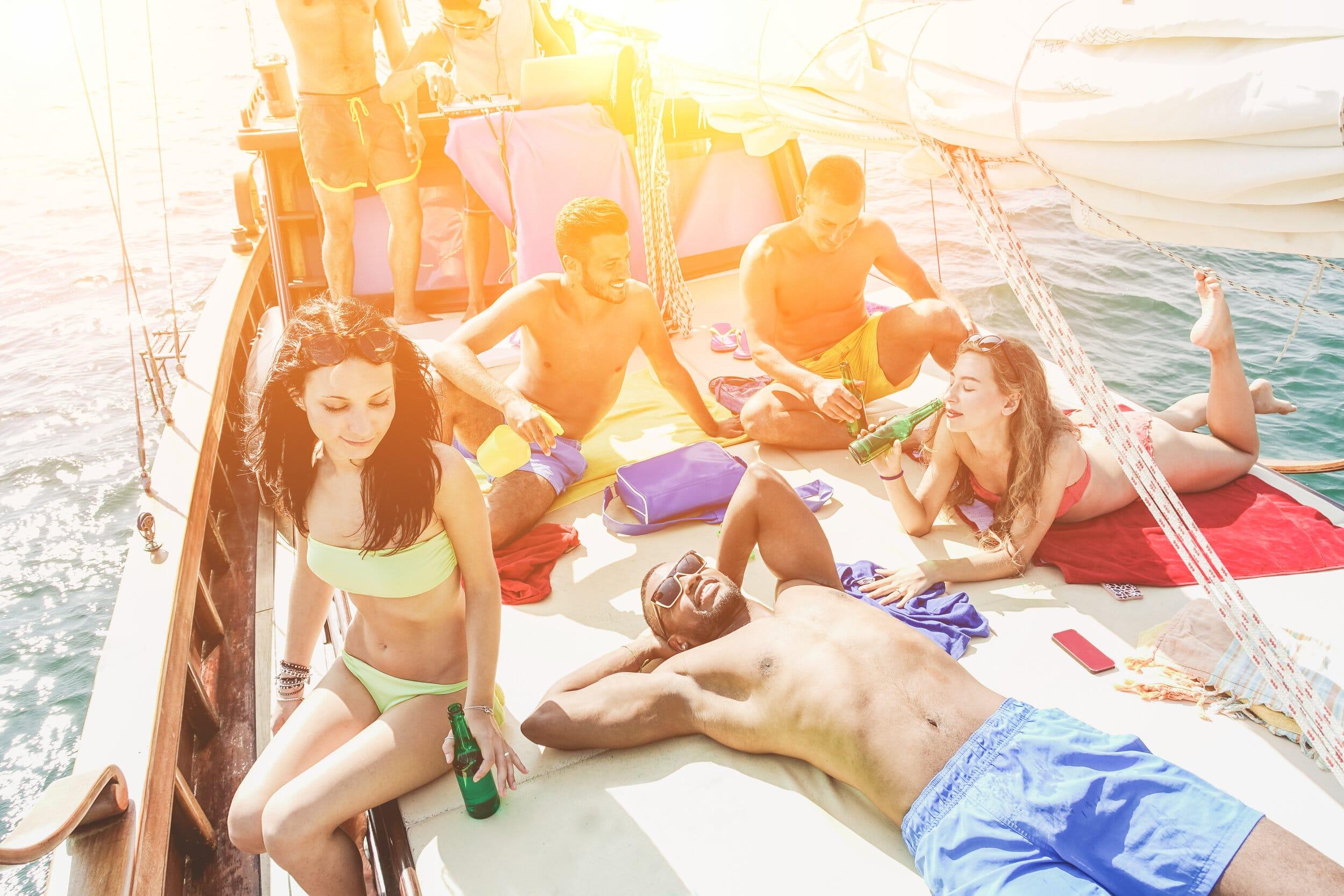 Ibiza Boat Party Jobs