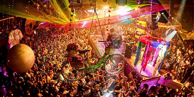 Pacha Super club Ibiza